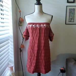 Charlotte Russe dress, L